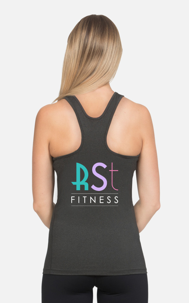 RST Fitness: Ladies Slim-Fit Singlet
