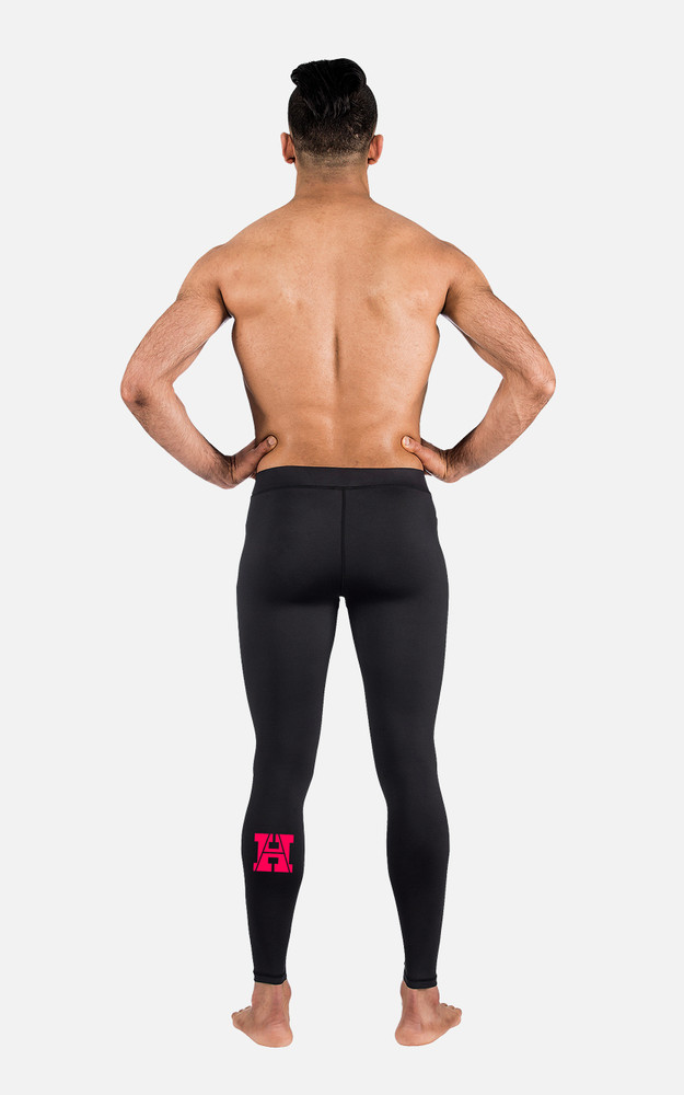 Hipe Athletic: Mens Full Length Compression Tights