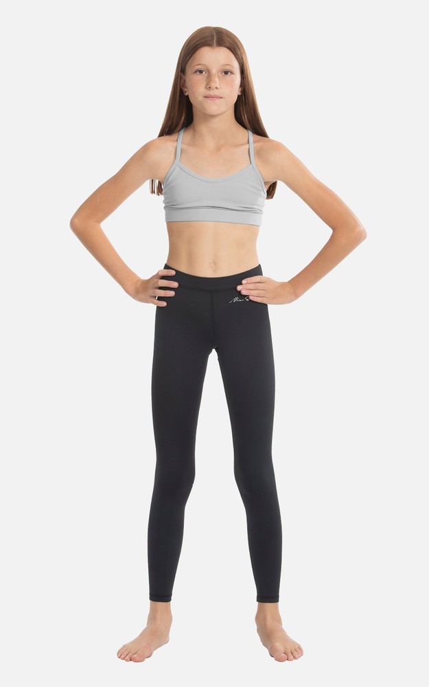 Hipe Athletic: Youth Full Length Compression Tights