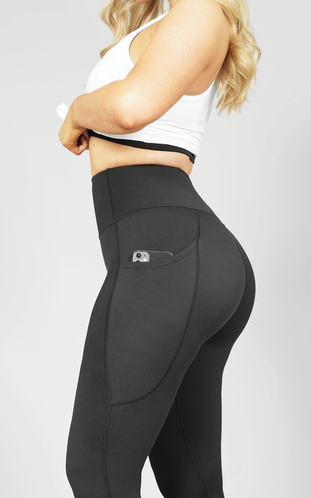 Your Gym: Ultra Hi-Rise Full Length with Pocket