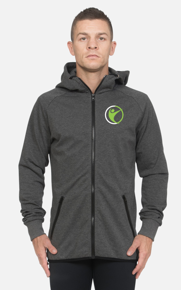 Your Life Fitness Centre: Mens Zip-Up Hoodie