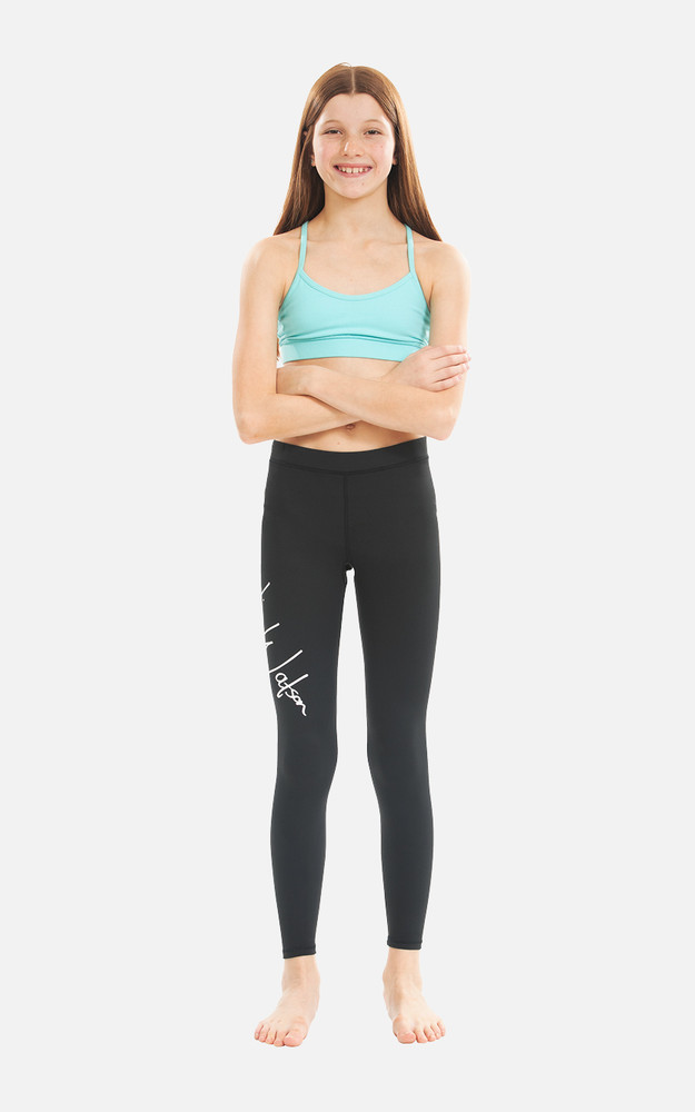 LW08: Youth Full Length Compression Tights