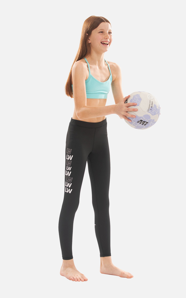 LW09: Youth Full Length Compression Tights