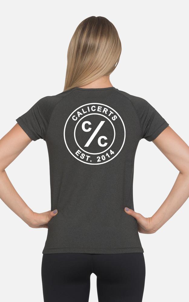 Calicerts: Ladies Slim-Fit Tee