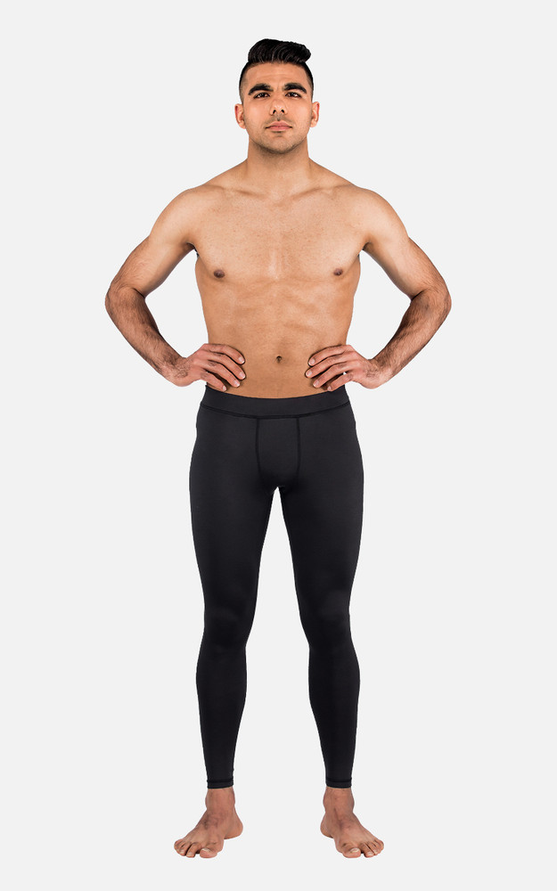 Calicerts: Mens Full Length Compression Tights