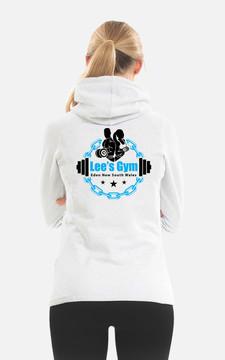 Lee's Gym: Ladies Pullover