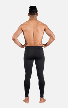 Lee's Gym: Mens Full Length Compression Tights