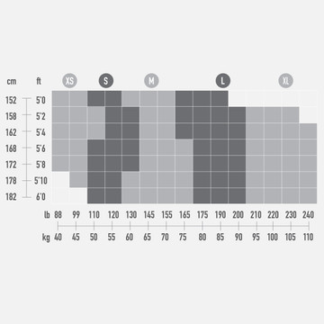 Lee's Gym: Hi-Rise Full Length Compression Tights