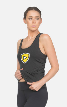Contender Sports: Ladies Slim-Fit Singlet