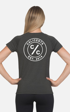 Calicerts: Ladies Slim-Fit Tee