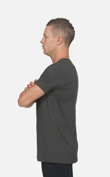 Active Sports: Mens Slim-Fit Tee