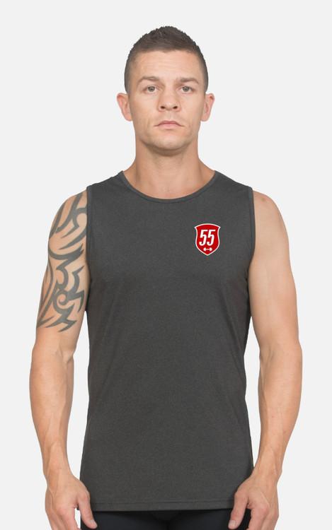 Studio 55: Mens Slim-Fit Singlet