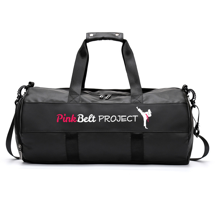 Pink Belt Project: Gym Bag