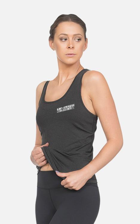 KDP Fitness: Ladies Slim-Fit Singlet