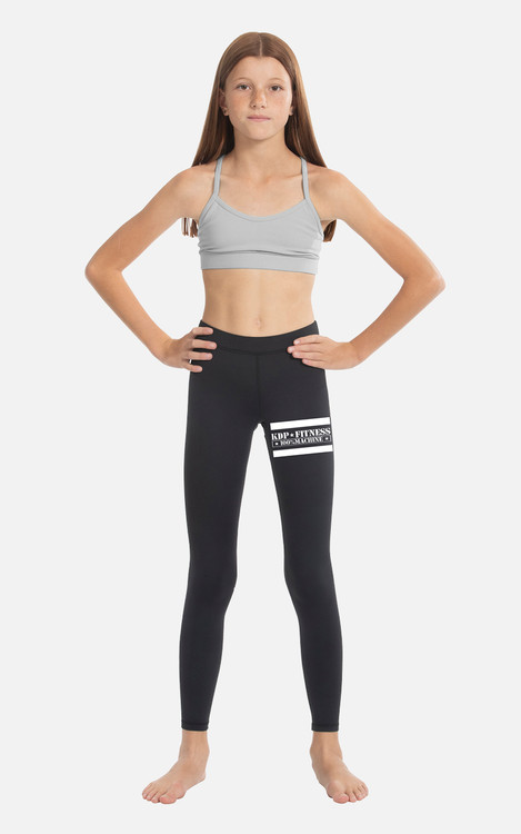 KDP 100%: Youth Full Length Compression Tights