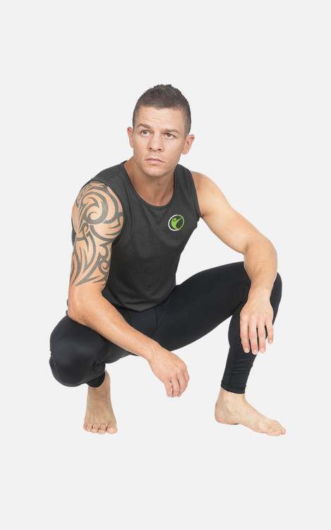 Your Life Fitness Centre: Mens Slim Fit Singlet