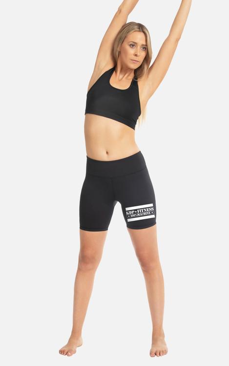 KDP 100%: Ladies Fit Shorts