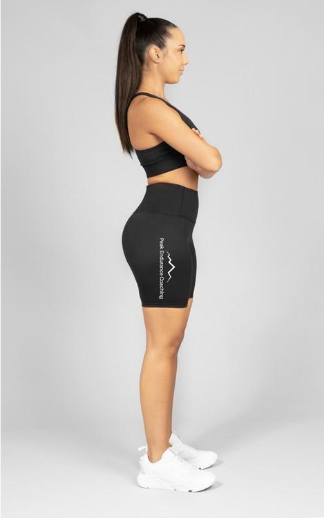 Peak Endurance: Ladies Ultra Pocket Shorts