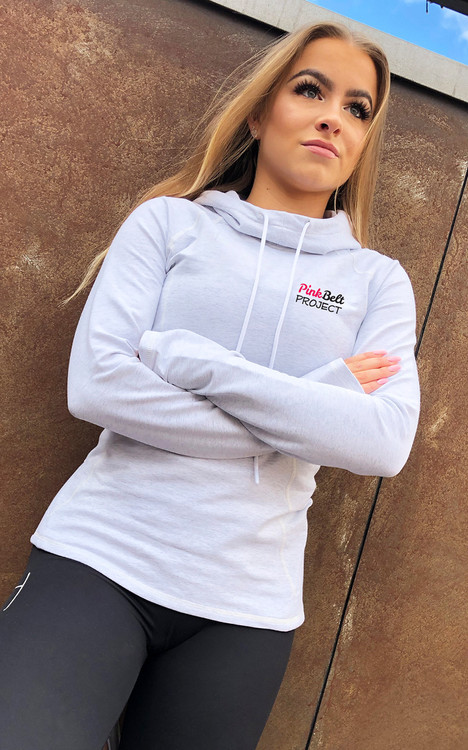 Pink Belt Project: Ladies Pullover
