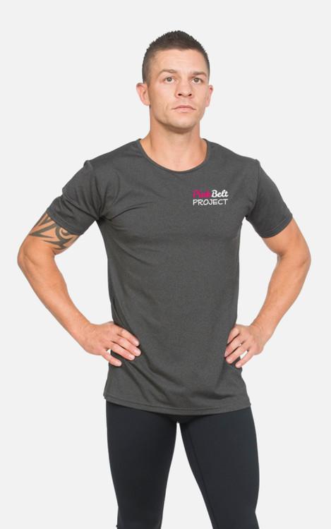 Pink Belt Project: Mens Slim-Fit Tee