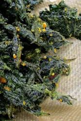 Savory Nettle Chips Recipe
