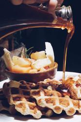 Pancake or Waffle Topping