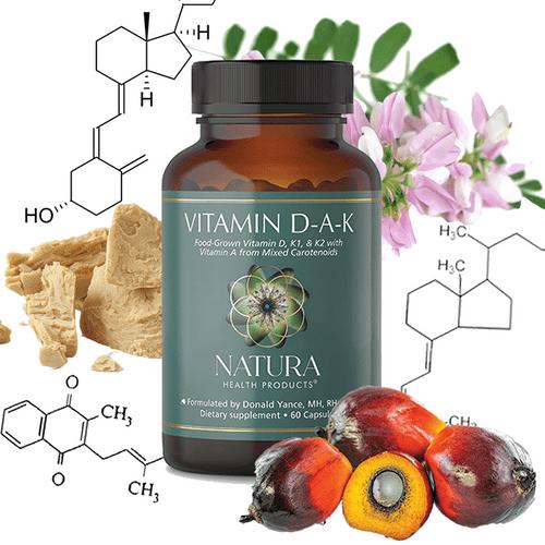Vitamin D-A-K