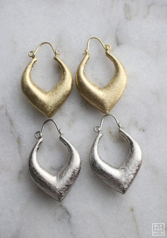 V Shape Earrings