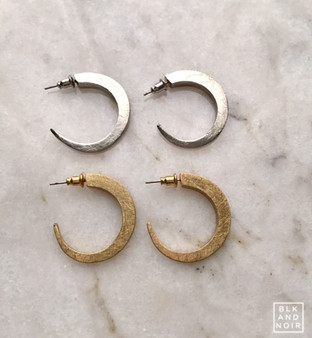 Point Claw Earrings