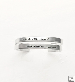 Memento Vivere | Memento Mori Bracelet