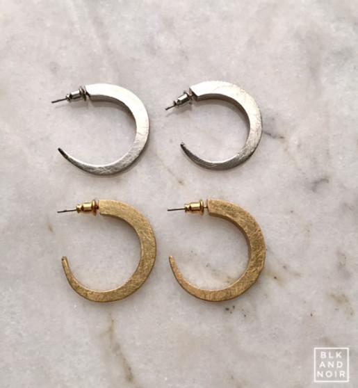 Point Claw Earrings