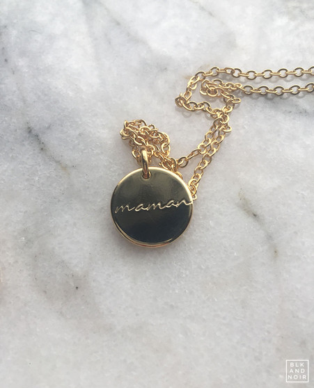 Maman Necklace