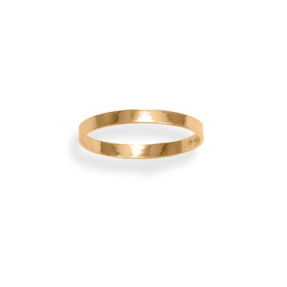 14/20 Gold Filled Band Ring