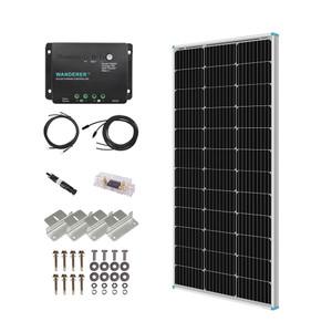 RENOGY ソーラーパネル100W+30Aチャージコントローラー セット