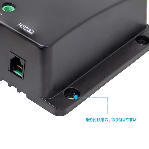 RENOGY Wanderer Li  30A PWMチャージコントローラ 12Vシステム専用