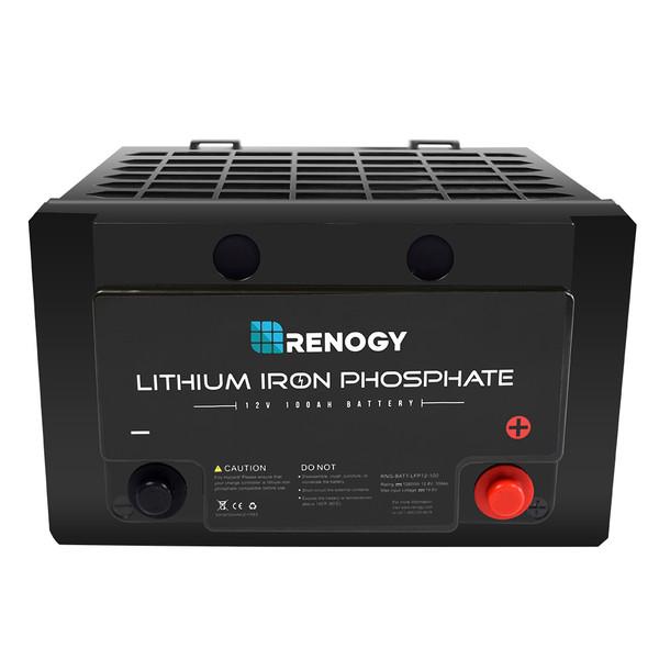 RENOGY リン酸鉄リチウムイオンバッテリー100Ah