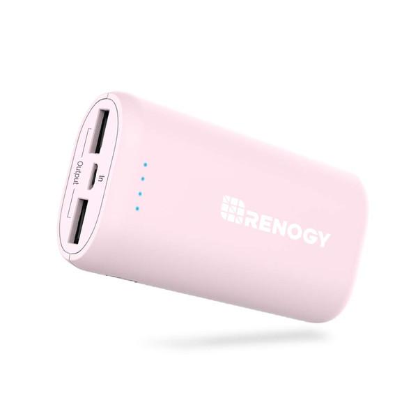 RENOGY モバイルバッテリー 10000mAH ピンク