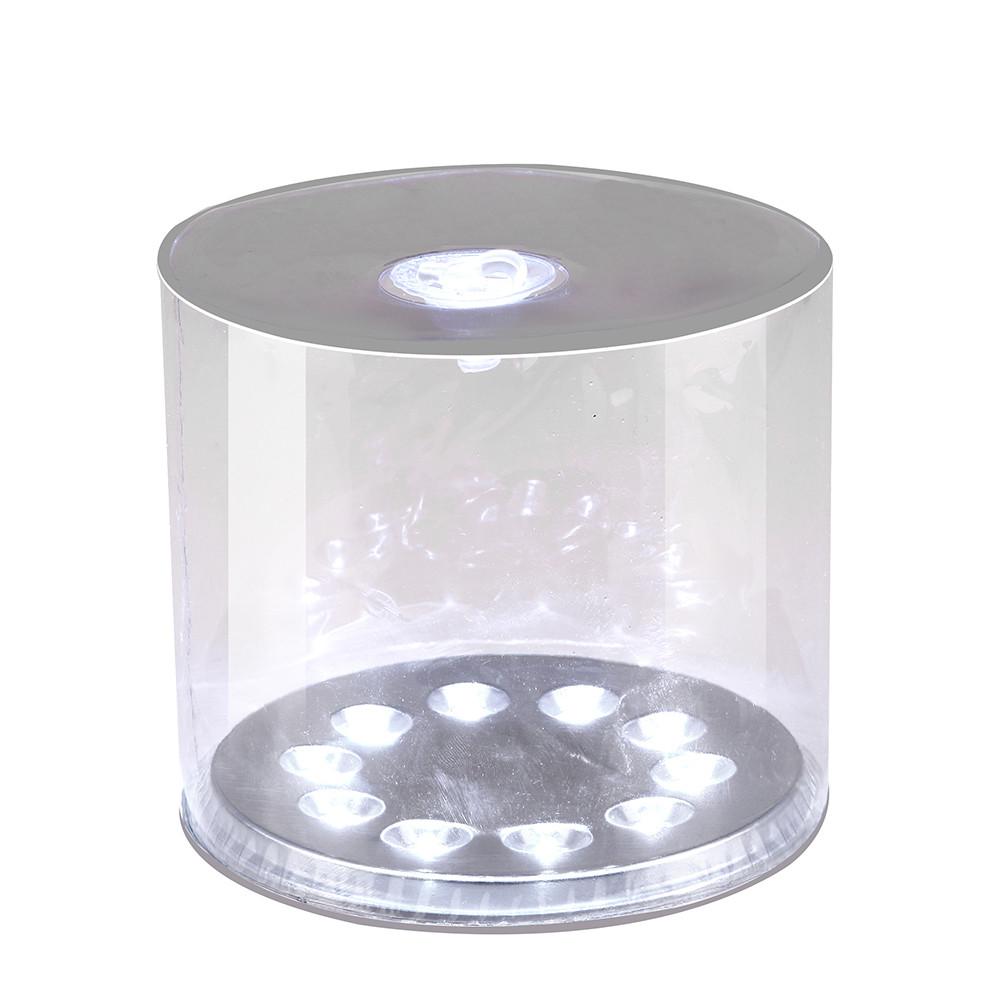 折り畳み式 ソーラーランタン LEDエアーランタン