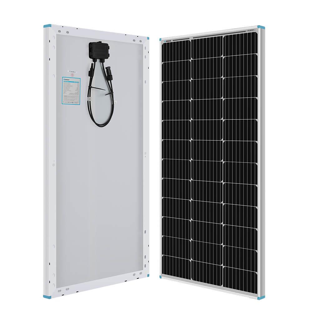 ソーラーパネル単結晶100W