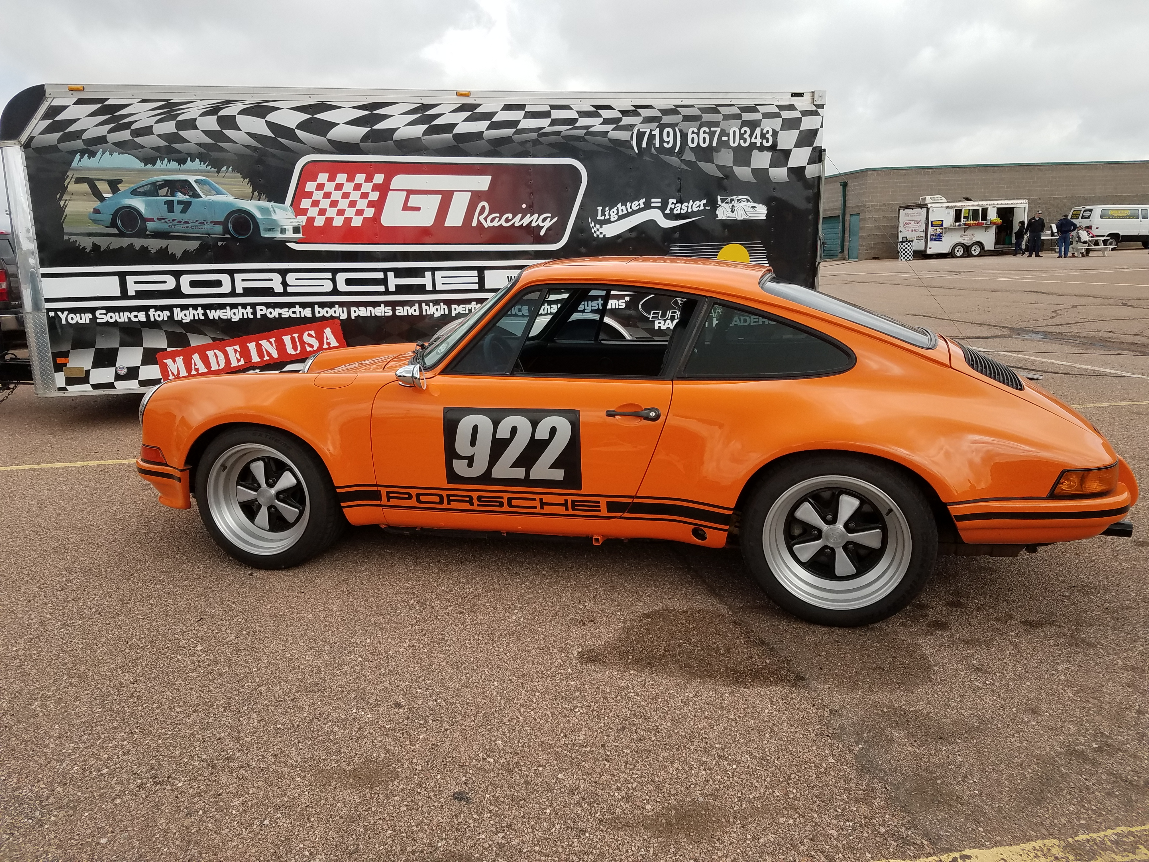 Porsche Body Parts Porsche Race Headers And Exhaust