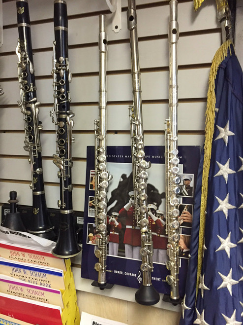 Used Student Model Flutes