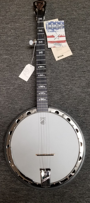 Deering Artisan Goodtime Two Banjo With Resonator