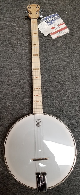 Deering Goodtime Plectrum Banjo