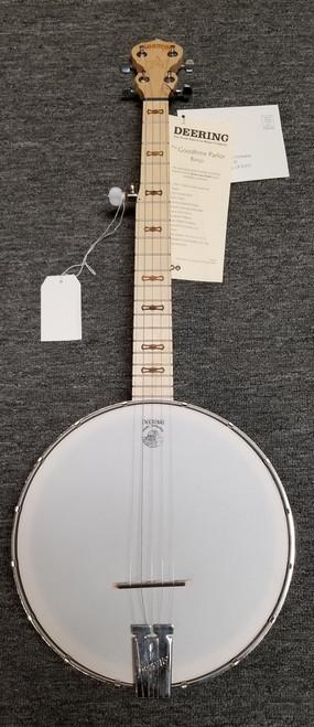 Deering Goodtime Parlor Banjo