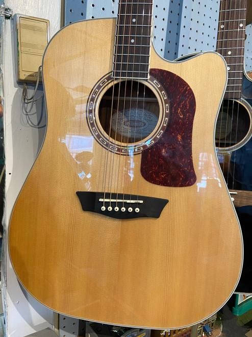 Washburn Heritage Guitar