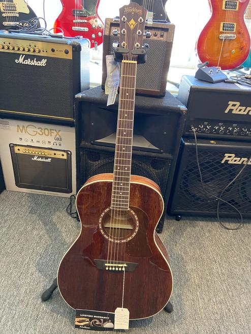 Washburn Mahogany Heritage Guitar