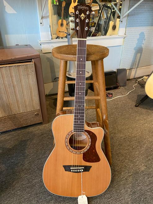 Washburn Heritage F11SCE Guitar