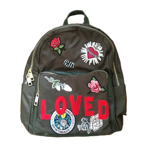 LOVED Backpack hold all your essentials, great for school, gym , overnights!