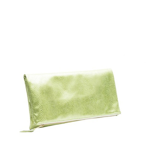 Stacy Kessler Green Goddess Maxi Crossbody Handbag