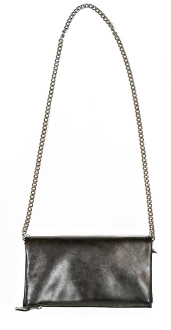 Metallic Montauk Crossbody Mini